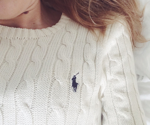 beige, blonde, and sweater image