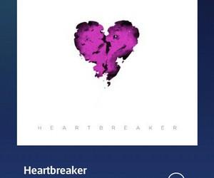 heartbreaker, journals, and purple image