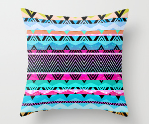 blue, cushion, and home image