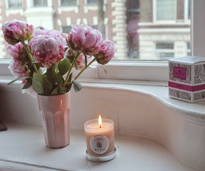 blogger, candle, and fashion image