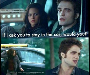bella swan, edward cullen, and eclipse image