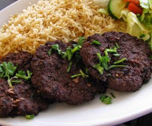 pakistan, peshawar, and peshawari chapli kabab image