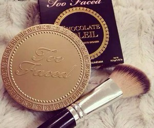 too faced, makeup, and bronze image