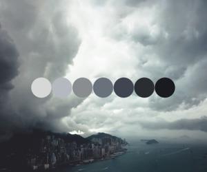 grey, sky, and black image
