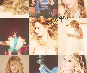 Taylor Swift and fearless image