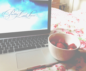 bed, girly, and lovely image