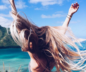Forever Young, free, and hair image