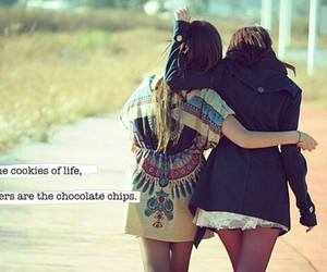 sisters, life, and quotes image