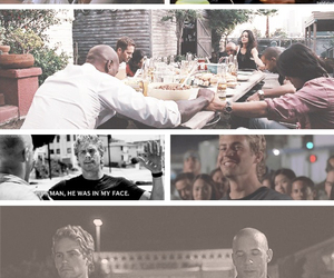 family, paul walker, and hero image
