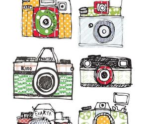 camera, wallpaper, and art image