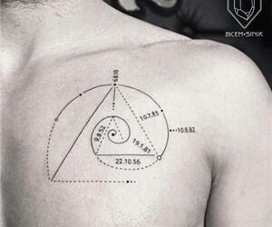 boy, life, and tatoo image