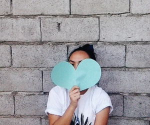 heart, positivity, and teen image