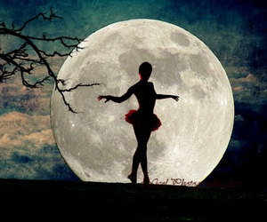 dance and moon image