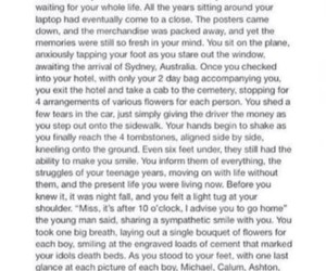 5sos, imagine it, and i cried.. image