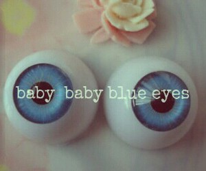 blue eyes, gory, and romantic image