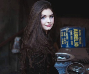 cabelo, morena, and perfeita image