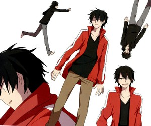 anime, manga, and shintaro kisaragi image