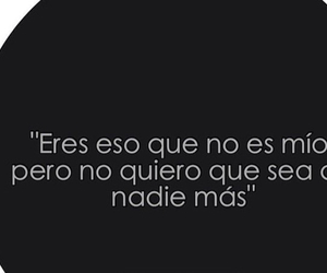 amor, frases, and mio image
