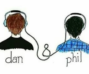 phan, dan, and phil image