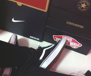 all star, converse, and nike image