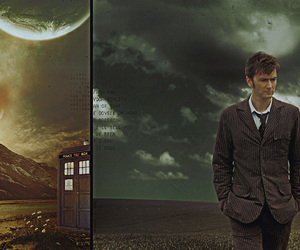 david tennant and doctor_who image
