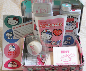 daddy, hello kitty, and little space image