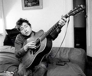 1964, bob dylan, and greenwich village image