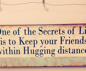 friendship, quote, and words image