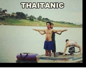 boat, ship, and funny image