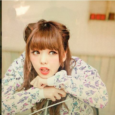 popteen and 藤田ニコル image