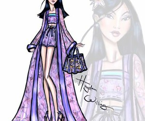 mulan, hayden williams, and disney image