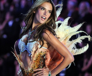 angel, 2013, and supermodel image