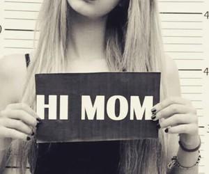 bad, girl, and mom image