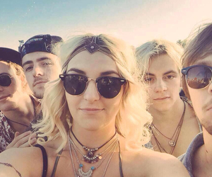r5, ross lynch, and coachella image