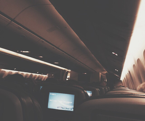 airlines, memories, and travel image