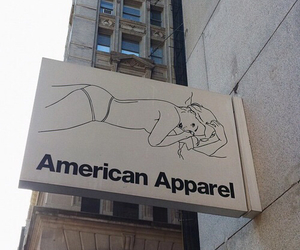 american apparel, bambi, and beach image