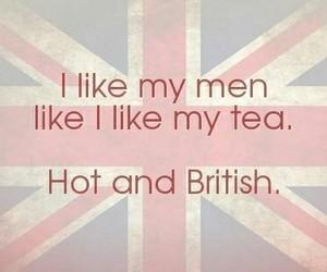 british, tea, and Hot image