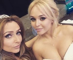 best friends, hollyoaks, and selfie image
