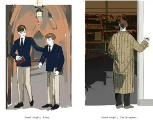 benedict and the imitation game image