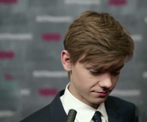 thomas sangster, sangster, and thomas brodie-sangster image