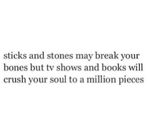 book, tv shows, and pll image