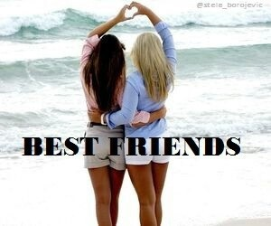 bff and love image