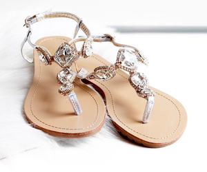 fashion, love, and sandals image