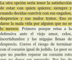 frases, desprecio, and frases en español image