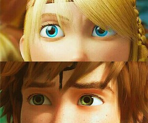 astrid, beautiful, and how to train your dragon image