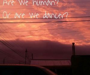 answer, Lyrics, and dancer image