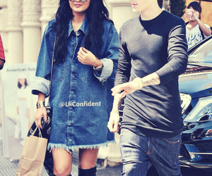 fashion, justin, and look image