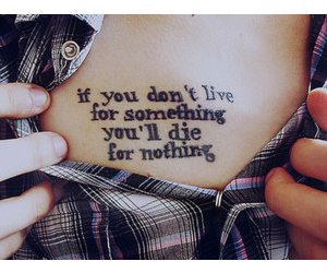 tattoo, life, and live image