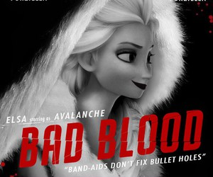 elsa and bad blood image
