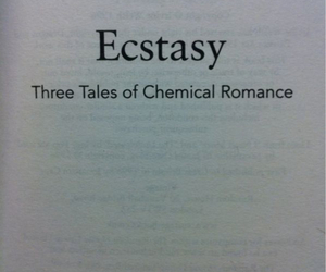 book, ecstasy, and irvine welsh image